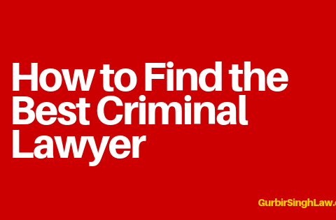 How to Find The Best Criminal Lawyer